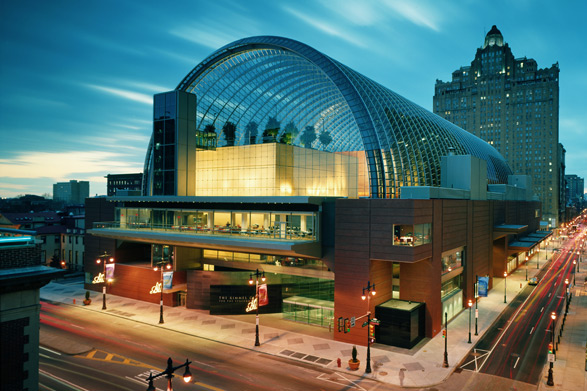 The Kimmel Center for the Performing Arts