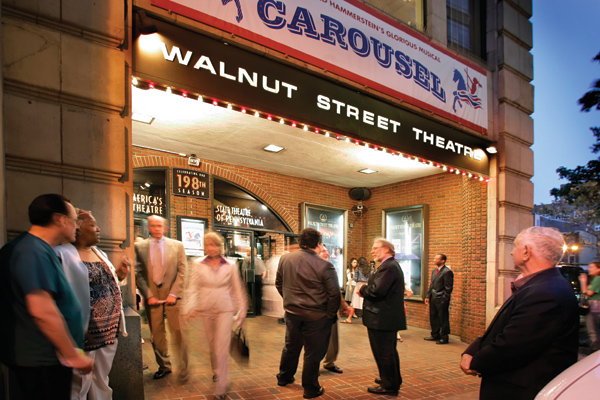 The Walnut Street Theatre